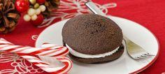Whoopie pies de baunilha e chocolate | O que há para comer ?