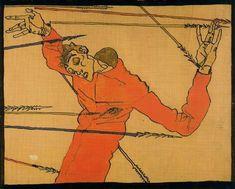 "flameintobeing: ""Perfume Genius as Egon Schiele self-portraits, for Dinosaur magazine"" Drawing Skills, Life Drawing, Painting & Drawing, Klimt, Barbarian Dnd, Collages, Perfume Genius, Franz Marc, St Sebastian"