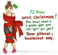 101 Best Holiday Fitness Quotes! :) images | Christmas ...