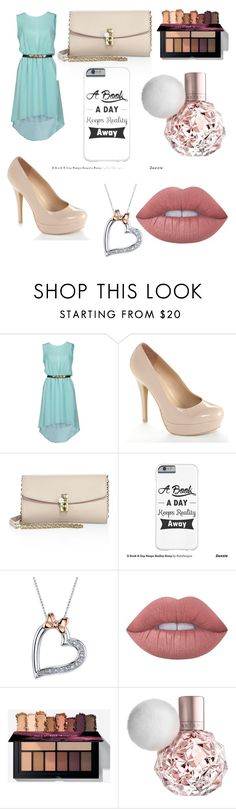 """Untitled #24"" by neucf ❤ liked on Polyvore featuring Relish, LC Lauren Conrad, Dolce&Gabbana, Disney and Lime Crime"