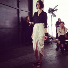 Slither skirt