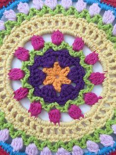 Michelle's Crochet MandalasForMarinke |
