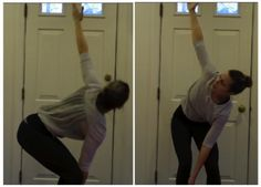 New Standing abs video; trim your waistline without any floor exercises!