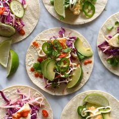 Fish Recipes, Snack Recipes, Cooking Recipes, Snacks, Watermelon Radish, Fish Tacos, Mediterranean Recipes, Perfect Food, Smell Good