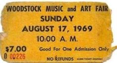 If only tickets to awesome shows were still $7.00
