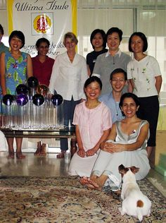 Many beings in Asia these days are enjoying the blessing of the Bubblers.