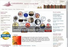To all our friends out there with Canadian roots: spend some time on THIS massive digital archive!