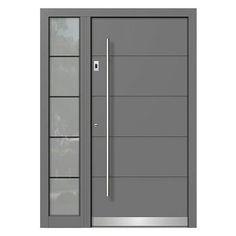 62 Ideas main entrance door modern interior design for 2019 Modern Entrance Door, Modern Front Door, Wood Front Doors, House Front Door, Entrance Doors, Door Gate Design, Wooden Door Design, Main Door Design, Front Door Design