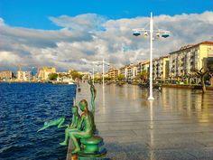 Raqueros al sol...después de la lluvia. Santander. Cantabria
