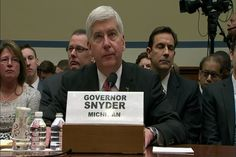 Michigan Governor Admits Emergency Manager System Failed in Flin - Northern Michigan's News Leader