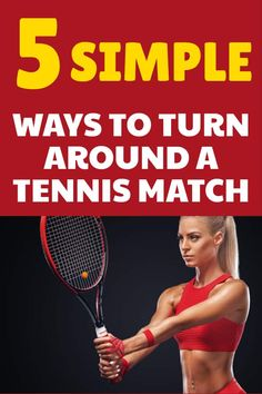Are you losing your tennis match? Try these simple tennis tips to turn your match into an epic tennis comeback. These easy tennis strategies will help you utilize your skills and beat your opponent. Tennis Games, Tennis Gear, Tennis Tips, Sport Tennis, Tennis Party, Soccer Sports, Tennis Serve, Tennis Match, How To Play Tennis