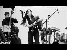 "Cristina Pato and The Migrations Band performs ""Muiñeira for Cristina"" LIVE from NJ. ""Muiñeira for Cristina"" is a composition by accordionist and composer Victor Prieto, and is part of Cristina Pato's new album MIGRATIONS, Sunnyside Records 2013."