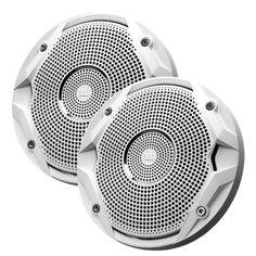 "JBL MS6510 150W, 6.5"" Dual Cone Marine Speakers - (Pair) White"