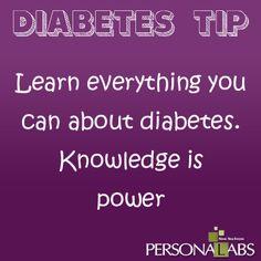 Diabetes Tip Of The Day... #Diabetes
