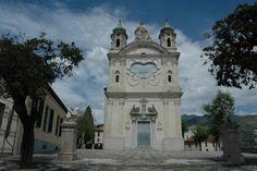 Sanremo (IM) - Santuario della Madonna della Costa