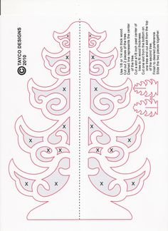 scroll saw holiday patterns - Google Search