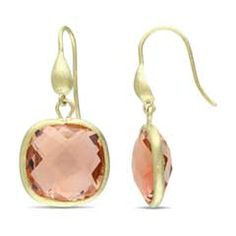 peach and gold earrings | Diamond Stud Earrings - Diamond Stud Earrings for Women from Zales