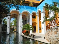 Occidental Grand Xcaret - All-Inclusive Resort in Mexico Mexico - this was the place I was set on going to last year and didnt book in time! Cancun Vacation, Mexico Vacation, Need A Vacation, Mexico Travel, Vacation Trips, Dream Vacations, Best Resorts, All Inclusive Resorts, Hotels And Resorts