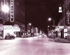 Davenport's downtown has changed in many ways over the years. Remember the way it used to be in downtown. Enjoy these downtown photographs from Davenport's past?