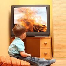 Along with the positive effects, TV programmes can also have negative impact on children. TV programmes affect the behaviour of child the most. Most of the children watch cartoon films.