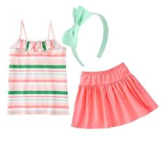 Gymboree Island Cruise Size 5 Outfit NWT   Available at http://stores.ebay.com/Star-Baby-Designs-Home-Store