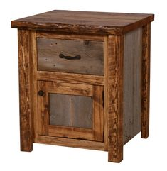 Reclaimed Timber and Natural Barnwood Furniture