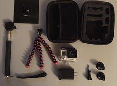 Gopro, Camcorder, Silver, Video Camera, Movie Camera, Money