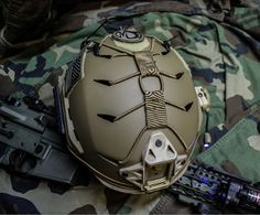 Team Wendy EXFIL Tactical Helmet w/ War Bungee