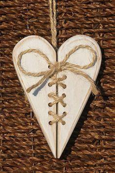 drevené dekorácie handmade