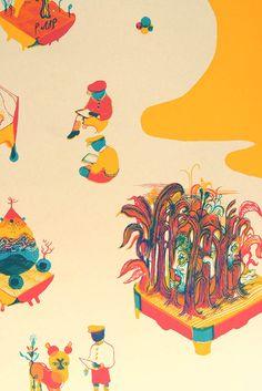ICINORI   Blog d' Icinori // Projet d'édition par Mayumi Otero et Raphael Urwiller