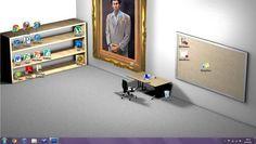 Organized desktop (via tumblr)