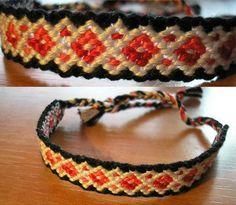 Photo of #40461 by Neko_o - friendship-bracelets.net