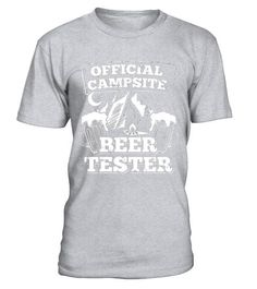 """# Official Campsite Beer Tester Camping Tshirt For Camper .  Special Offer, not available in shops      Comes in a variety of styles and colours      Buy yours now before it is too late!      Secured payment via Visa / Mastercard / Amex / PayPal      How to place an order            Choose the model from the drop-down menu      Click on """"Buy it now""""      Choose the size and the quantity      Add your delivery address and bank details      And that's it!      Tags: Perfect camping shirt girls"""