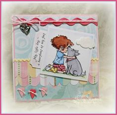 FS495 My Little Dog by StampingQueenJar at Splitcoaststampers