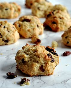 It was actually one of our lovely Twitter followers who'd requested this recipe and of course, Granny had her go-to Rock Bun recipe right on cue! I'm pretty sure prior to this, the last time