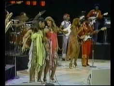 Ike & Tina Turner - Sexy Ida/Baby-Get It On/Bayou Song - The Midnight Sp...