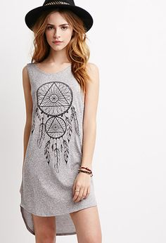 Dreamcatcher Tunic | Forever 21 - 2002247632