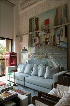 Apartamento RG - Triplex Arquitetura