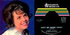 Linda Scott - Don't Bet Money Honey (Stereo)