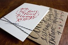 molly jacques | illustration | design: CALLIGRAPHY