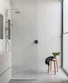 Serious kitchen and bathroom inspo in this historic Australian home renovation - bathroom - Bathroom Decor Attic Bathroom, Bathroom Renos, Bathroom Inspo, Bathroom Renovations, Bathroom Inspiration, Home Renovation, Small Bathroom, Bathroom Ideas, Bathroom Showers