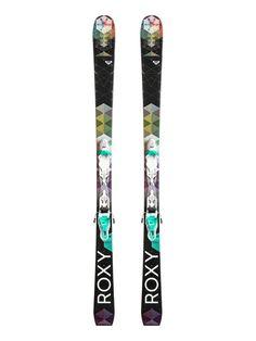 ROXY Dreamcatcher 85 Skis #ROXYsnow