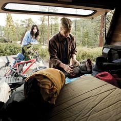 Make every weekend a road trip weekend.