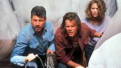 Kevin Bacon is heading back to Tremors.  The actor, fresh off Fox's The Following, is attached to star in a TV reboot of Tremors,   Universal Cable Productions and Jason Blum's Blumhouse Productions are developing a new series based on the 1990 feature film Tremors. Bacon will exec produce and reprise his role as Valentine McKee. The drama will be written by Andrew Miller (The Secret Circle).