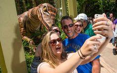 Raptor Encounter Lands At Universal's Islands of Adventure!