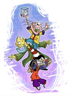 Ed Edd n Eddy by AwesomeAartvark