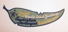 22nd-World-Scout-Jamboree-AUSTRALIAN-CONTINGENT-BADGE-2011