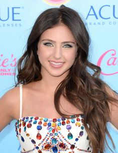 Actress Ryan Newman attends the Teen Choice Awards 2013 at Gibson Amphitheatre on August 11, 2013 in Universal City, California.