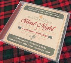 Country Christmas CD Silent Night New Sealed 10 Songs Alan Jackson Kenny Chesney    eBay