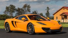 From The Michael Fux Collection presented by Mecum Auctions at Osceola Heritage Park in Kissimmee, FL 2019 My Dream Car, Dream Cars, Mclaren 12c, Mp4 12c, Forged Wheels, Twin Turbo, Collector Cars, Fast Cars, Sport Cars